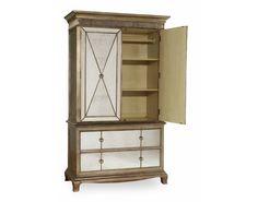 Sanctuary Armoire - Visage   Hooker Furniture   Star Furniture   Hooker Furniture – Sam Moore – Bradington Young – Seven Seas