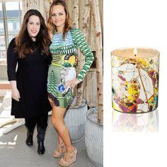 Mary Katrantzou Designs a Candle For Rodial