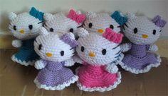 Adorables Tejidos: Invasión de kittys!