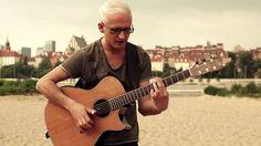 Clip-https://www.facebook.com/maciejgrabski Maestro Singa Guitar