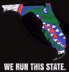 ❤️ Fla Gators, Florida Gators College, Gator Game, Florida Gators Football, University Of Florida, Gator Football, Football Crafts, Florida Girl, Old Florida