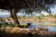 Stunning Chongwe River House Beautiful Life