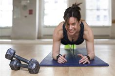 TODAY Show: Jenna Wolfe shows off some of her go-to exercises.