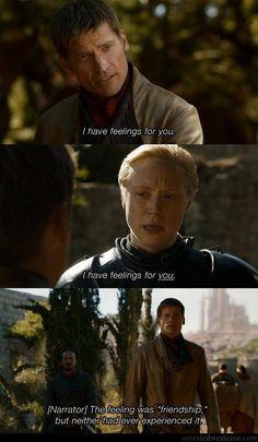Game of Thrones / Arrested Development.