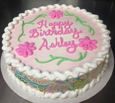 383 Best Ice Cream Cake Images On Pinterest Birthday