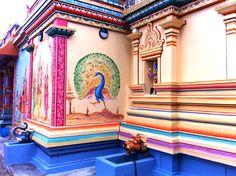 Temple in Port Louis