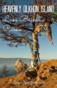 Heavenly Olkhon Island, Lake Baikal - Vagabond Baker