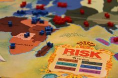 Remember playing the Risk board game? Well make sure to remember to thank your union brothers and sisters at RWDSU-UFCW!