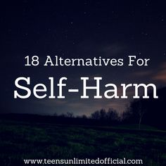 bmcseriesblog alternative teenagers self harm