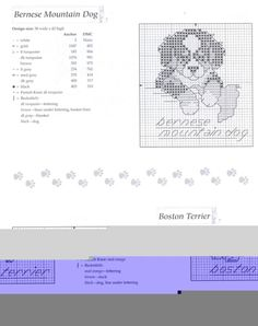 Pet Dragon, Cross Stitch Animals, Dog Portraits, Counted Cross Stitch Patterns, Dog Design, Needlework, Puppies, Lettering, Embroidery