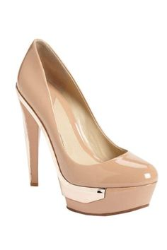 Brian Atwood Leonida Pump Light Natural Women's 8.5 M US - http://www.shoesslot.com/brian-atwood-leonida-pump-light-natural-womens-8-5-m-us/