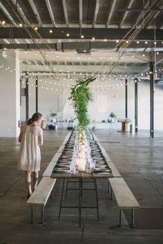 a daily something: Kinfolk Magazine Creative Collaborations Dinner - Washington, DC - Pt. Chic Wedding, Wedding Table, Wedding Events, Wedding Styles, Wedding Dinner, Farm Wedding, Wedding Couples, Wedding Reception, Revista Kinfolk