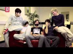 One Direction - Funny Moments (2011-2012)(:awwwwww going back in time :')