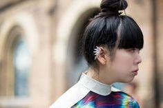 Susie en la Semana de la Moda de Australia