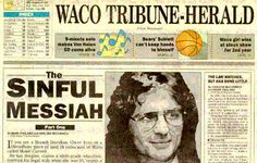 4ATF agents and dozens of Branch Davidians died in a botched raid on the cult compound.