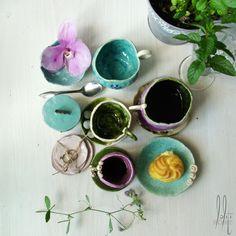 lolitiHOME   ceramic cups and plates   https://www.facebook.com/loliti.studio/