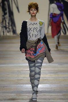 Vivienne Westwood Autumn/Winter 2006 Ready-To-Wear Collection | British Vogue