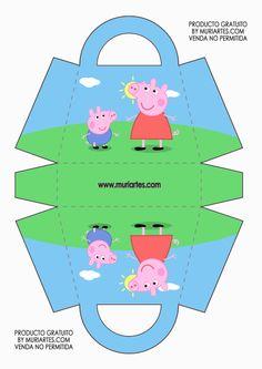 ★·.·´¯`·.·★La Casita de Vero★·.·´¯`·.·★: Listos para editar e imprimir.Peppa Pig