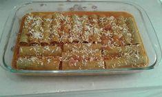 """Η Συνταγή είναι της κ. Katerina Malachia – """"Οι Νεες Συνταγες της μελι-τζ-Αννας"""" Υλικά ( για τον κιμά ) 1 κιλό κιμά ανάμεικτο ( μοσχάρι και χοιρινό) 1 μεγάλο κρεμμύδι 250γρ.μανιτάρια 1 μεγάλο καρότο 1 ποτήρι του νερού ντοματοχυμό 1 Greek Recipes, Banana Bread, Macaroni And Cheese, Food And Drink, Pasta, Ethnic Recipes, Desserts, Tailgate Desserts, Mac And Cheese"""