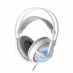 SteelSeries Siberia v2 Frost Blue Headset: Amazon.co.uk: PC & Video Games