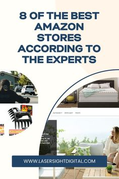 As you build your Amazon store, consider looking at different examples of successful stores and choose elements that will work for you. If you're looking for some inspiration, here are eight of the best Amazon stores with great branding and content, according to an Amazon advertising company     Amazon tools   Amazon seller   best of amazon #amazontips Amazon Fba, Best Amazon, Sell On Amazon, Amazon Advertising, Amazon Seller, It Hurts, Success, Branding, Good Things
