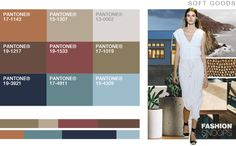 Forecasting Spring colours 2017 from High Point Market Authority.