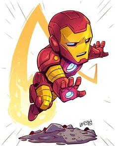 Star Wars Cartoon, Avengers Cartoon, Marvel Cartoons, Baby Avengers, Avengers Shield, Chibi Marvel, Marvel Art, Marvel Heroes, Marvel Characters