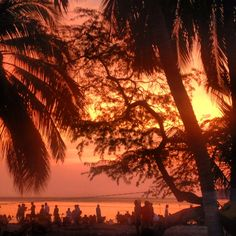 Atardecer en Santa Marta (Colombia) - Sunset