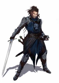 Introduce your Paladin! - Paladin - Class Forums - D&D Beyond Forums Male Character, Character Portraits, Fantasy Character Design, Character Concept, Dungeons And Dragons Characters, D D Characters, Fantasy Characters, Fantasy Male, Fantasy Armor