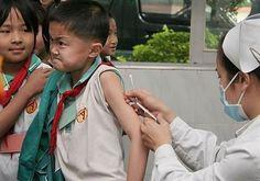 Vacunarse es doloroso