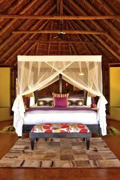 Tented luxury @ Jaci's Safari Lodge