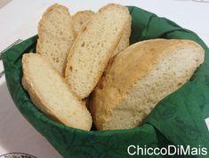Pane sciapo (ricetta senza glutine)