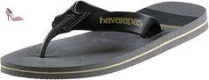 Havaianas Urban Craft Zehensandale steel grey - 47/48 - Chaussures havaianas (*Partner-Link)