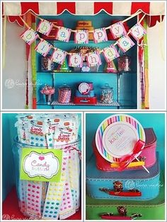 candy land birthday