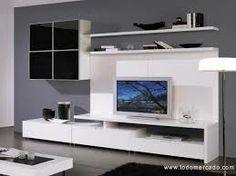 modern entertainment center