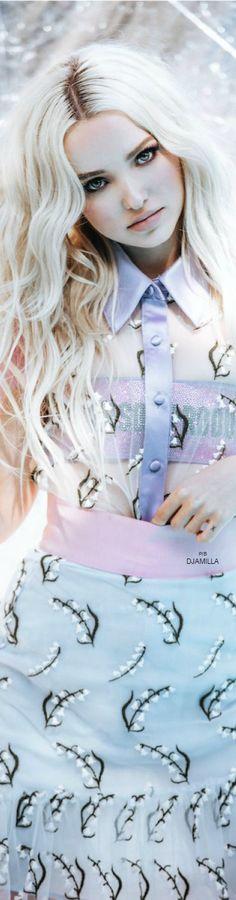 Dove Cameron – Photoshoot for Modelist Magazine May 2017