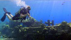 8 duik en snorkeltips in Curacao, De eerste is de Tug boat, Wil je de andere lezen>? Kijk op mijn blog Was, Sci Fi, Blog, Caracas, Science Fiction, Blogging