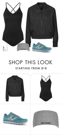 """Untitled #3927"" by antonellac15 ❤ liked on Polyvore featuring Topshop and Lord & Berry"