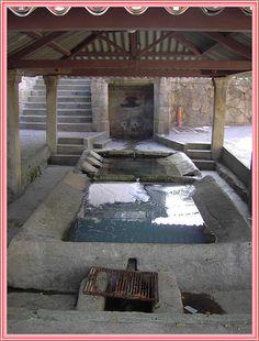 Galicia  Lavadero antiguo