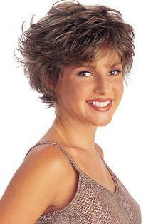 Chevonne Wig - Louis Ferre Monosystem® - Synthetic Hair Wig| Laissez Faire Hair