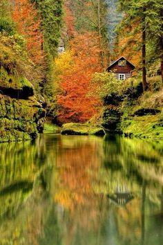 Fall colors - so beautiful!