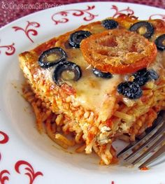 images about Baked spaghetti pie on Pinterest | Spaghetti Pie, Baked ...