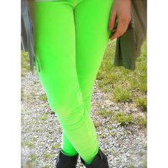 THE FASHIONAMY by Amanda: Idea outfit, i colori neon di Pitusa nel... via Polyvore