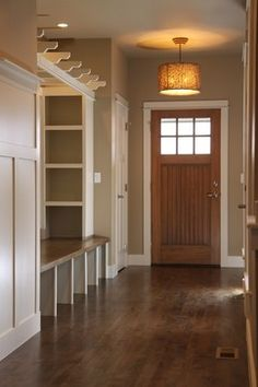 Bryce Canyon Bungalow - modern - entry - denver - Bungalow House Plans