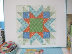 Bee In My Bonnet: Scrappy Happy Summer Sew Along - Summer Skies Blocks are Finished!!! ...