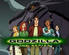 Godzilla The Series title card Godzilla, Hero Tv, Mighty Max, Fox Kids, Famous Monsters, 90s Cartoons, Title Card, Cartoon Shows, Animation Series