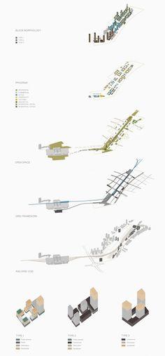 07-UD Plan Diagrams-Zhabei New Gateway                                                                                                                                                                                 More