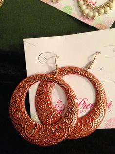 Casablanca earrings Premier Designs Jewelry  mcavazos.mypremierdesigns.com