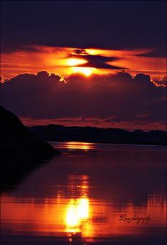 Sunset  © Copyrighted by linnfotografi.blogg.no