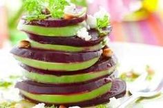 Avocado Beat Salad. | 75 Amazing Uses For Avocados That Will Blow Your Mind